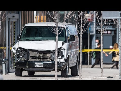 Toronto Police name suspect in van attack and provide update in investigation