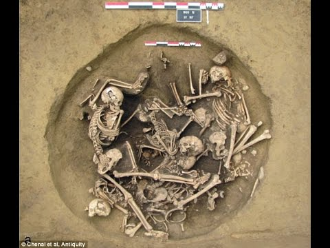 Ancient 'Game of Thrones' Style Burial Pit Found in France