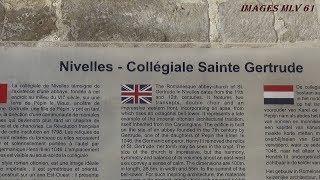 Collégiale Sainte Gertrude de Nivelles