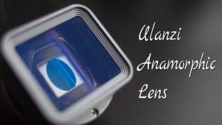 手機都可以拍出電影感!Ulanzi Anamorphic Lens電影寬螢幕鏡頭review!   教你如何在FCPX上Desqueeze製作