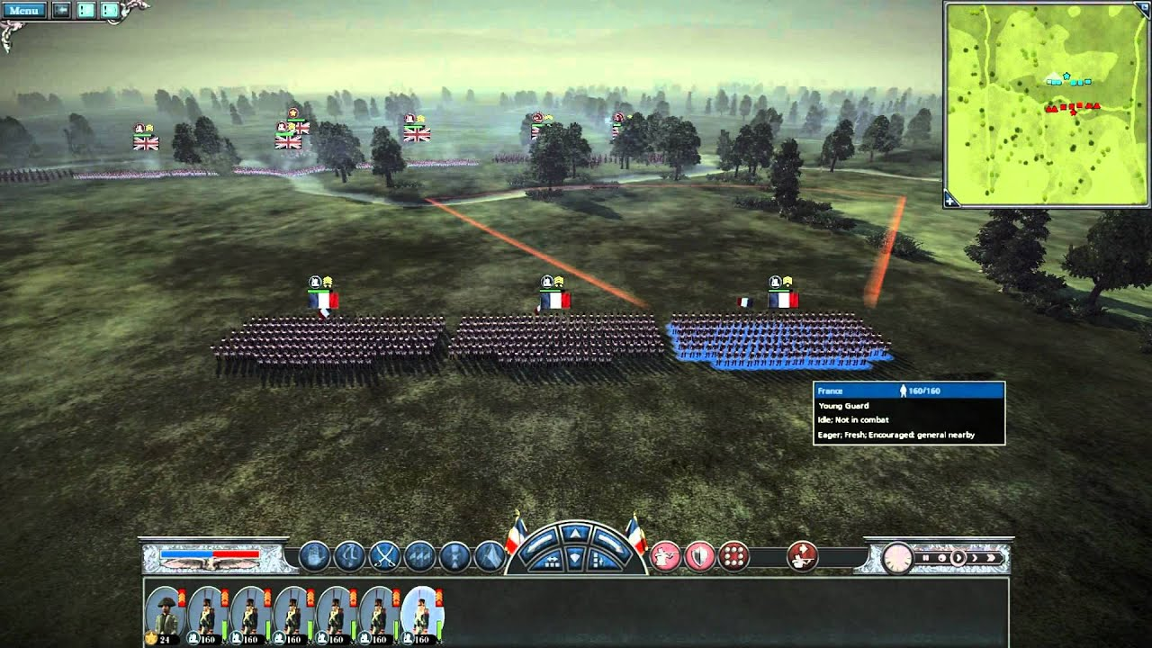 napoleon total war unit guide episode 2 young guard