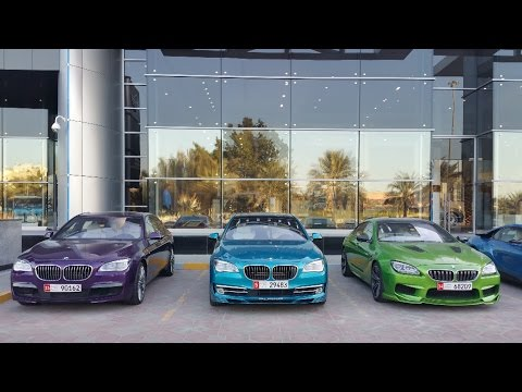 World's Largest BMW Dealership: Abu Dhabi Motors