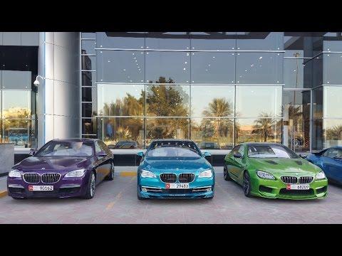 Worlds Largest Bmw Dealership Abu Dhabi Motors
