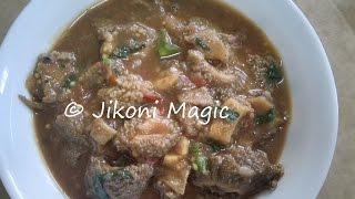 Matumbo Stew (Tripe) - Kenyan Matumbo Recipe - Jikoni Magic
