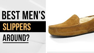 Men's UGG Ascot Slippers - ARE THEY WORTH IT?