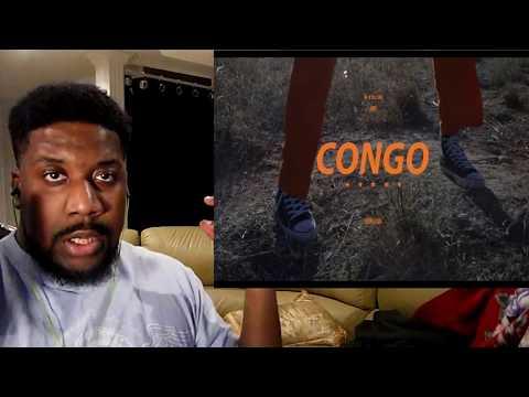 Kareem Kalokoh - CONGO REACTION!!