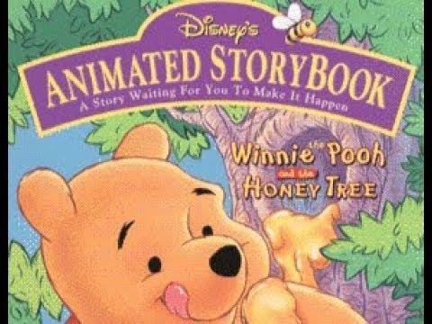 Winnie The Pooh And The Honey Tree Disney S Animated