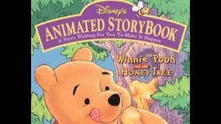 Winnie The Pooh And The Honey Tree: Disney's Animated Storybook - Gameplay/walkthrough  Longplay