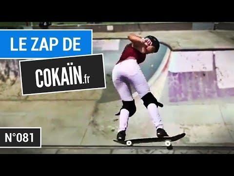 Le Zap de Cokaïn.fr n°081