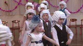 До свидания, детский сад! Танцы на выпускном балу - видео от videosculptor.ru