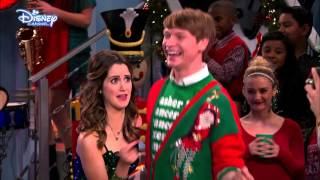 Austin and Ally | A Perfect Christmas Song | Official Disney Channel UK