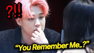 BTS Jimin's THIS Word Made ARMY Cry at the Fan Meeting..?