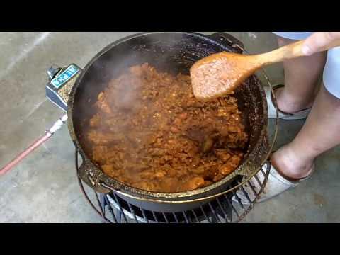 Cajun Pork And Chicken Jambalaya - Part 1