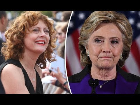 Angry Neoliberals Lambast Susan Sarandon After Thoughtful Comments