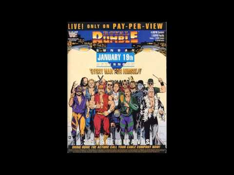 WWE 1992 PPV Rewind- Flair wins The Rumble, Bret is The Man, Steroid Scandal, Rockers Split