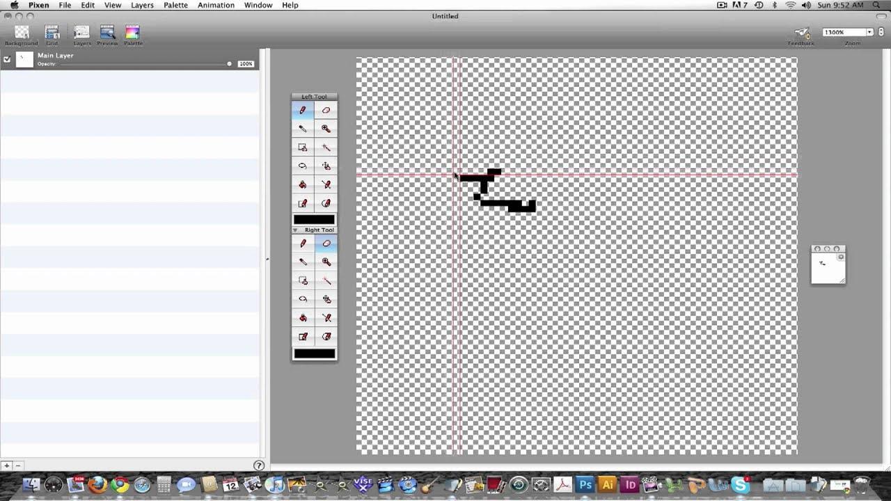 pixel art software windows 7