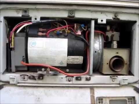 hydro flame atwood furnace repair 8531 ii youtube rh youtube com