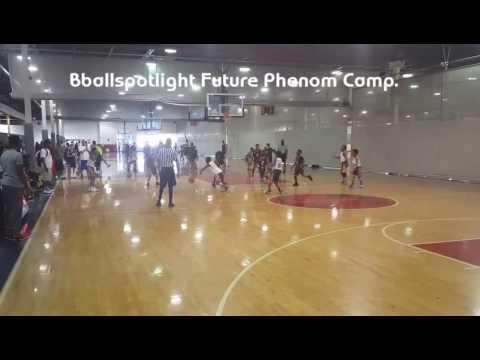 BBall Spotlight Future Phenom Camp 2016 Chip Game