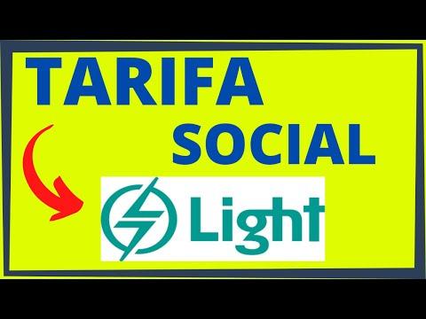 TARIFA SOCIAL LIGHT : VEJA COMO SE CADASTRAR NA TARIFA DE ENERGIA ELÉTRICA DA LIGHT