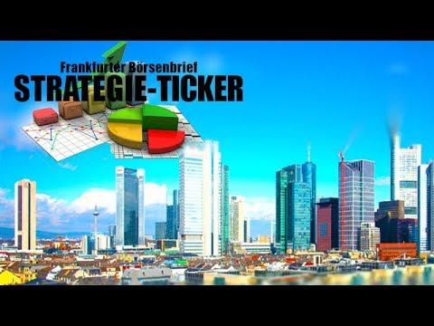 08.08.2017 - Videoticker Frankfurter Börsenbrief