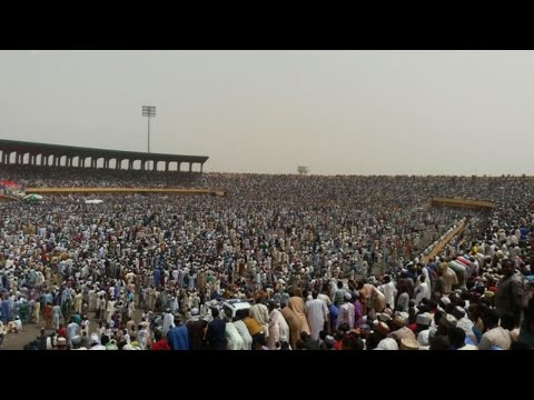 VIDEO ARCHIVES GAMOU NIGERIA