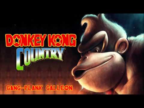 Donkey Kong Country - Gang-Plank Galleon (Final Boss remix/cover)