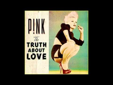 Pink - True Love (With Lyrics)