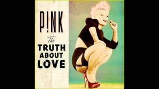 Pink - True Love (With Lyrics)