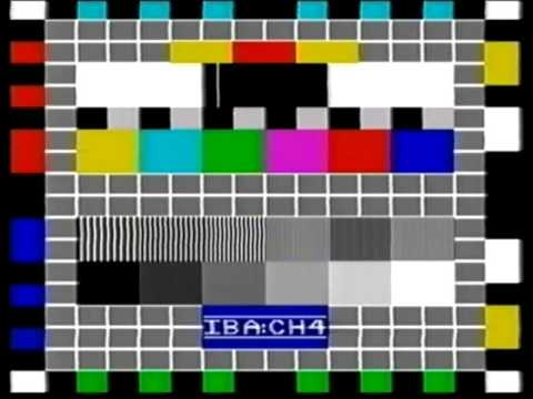 The Theme - Channel 4 Trade Test Tape (VHS MOCK)