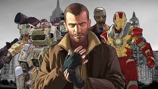 IGN's 10 Favorite Mods for GTA 4