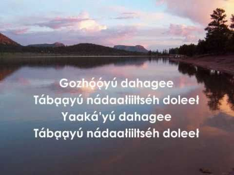Sweet By and By (Apache Hymnal Lyrics)