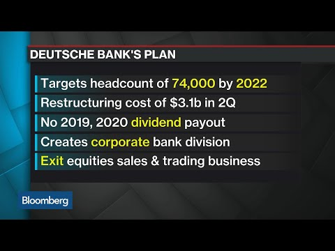 What Deutsche Bank's Restructuring Means for the Firm, Banking Industry