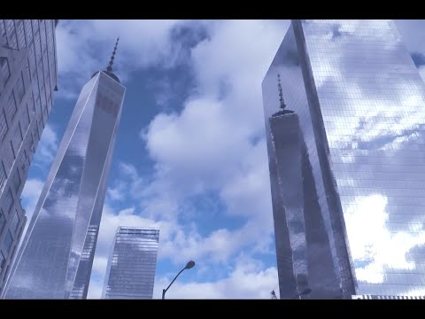 World Trade Center #FREEDOM TOWER New York 9-11 Memorial