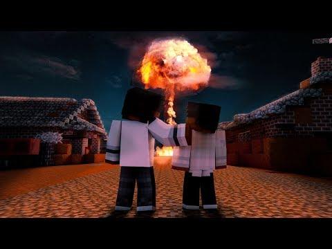 """Minecraft фильм: """"ЯДЕРНЫЙ УДАР"""""""