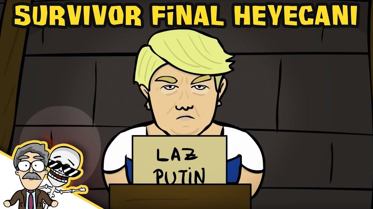Survivor Final Heyecanı | Özcan Show