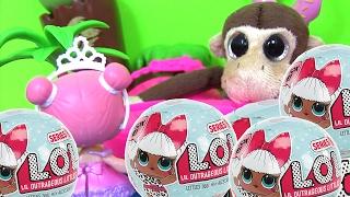 Видео для Детей. Куклы Пупсики!  Играем в Куклы! Сюрприз Игрушки #дляДетей