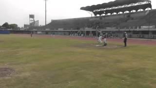 南アジア野球選手権2011 ネパールvsスリランカ