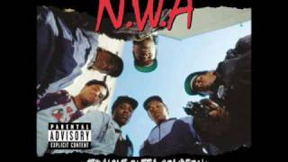 NWA - Quiet On Tha Set