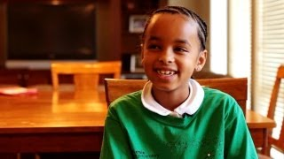 From Ethiopia to Minnesota: One Child