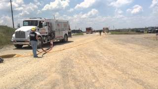 Part 2 - Rural Water Supply Drill - Shelby County, Alabama - June 2015 - 1,000 GPM Club