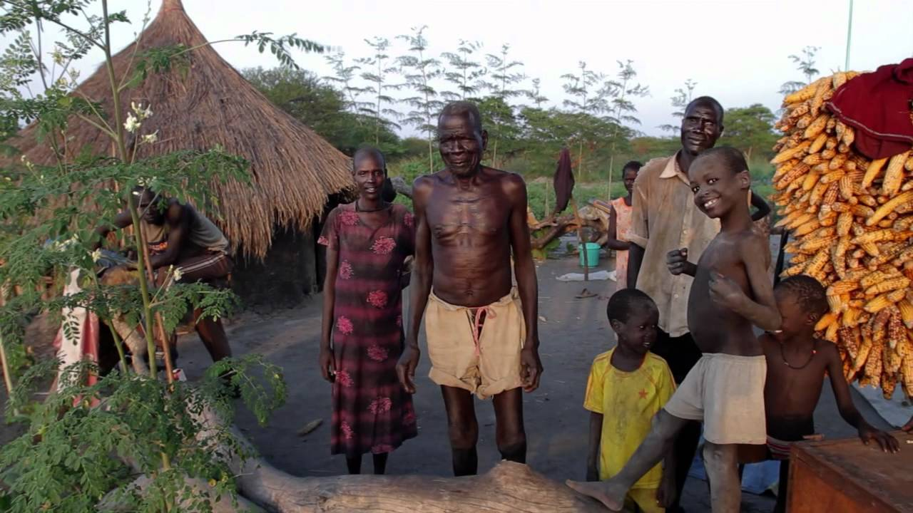 The village life in south sudan youtube Best villages in america