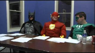 JLA: Justice League Auditions