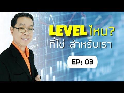 Forex สอน เทรด : 273 - Live 36 : Ep.03 Level ไหน? ที่ใช่ สำหรับเรา (แก้ไขภาพ เสียง) (2019)
