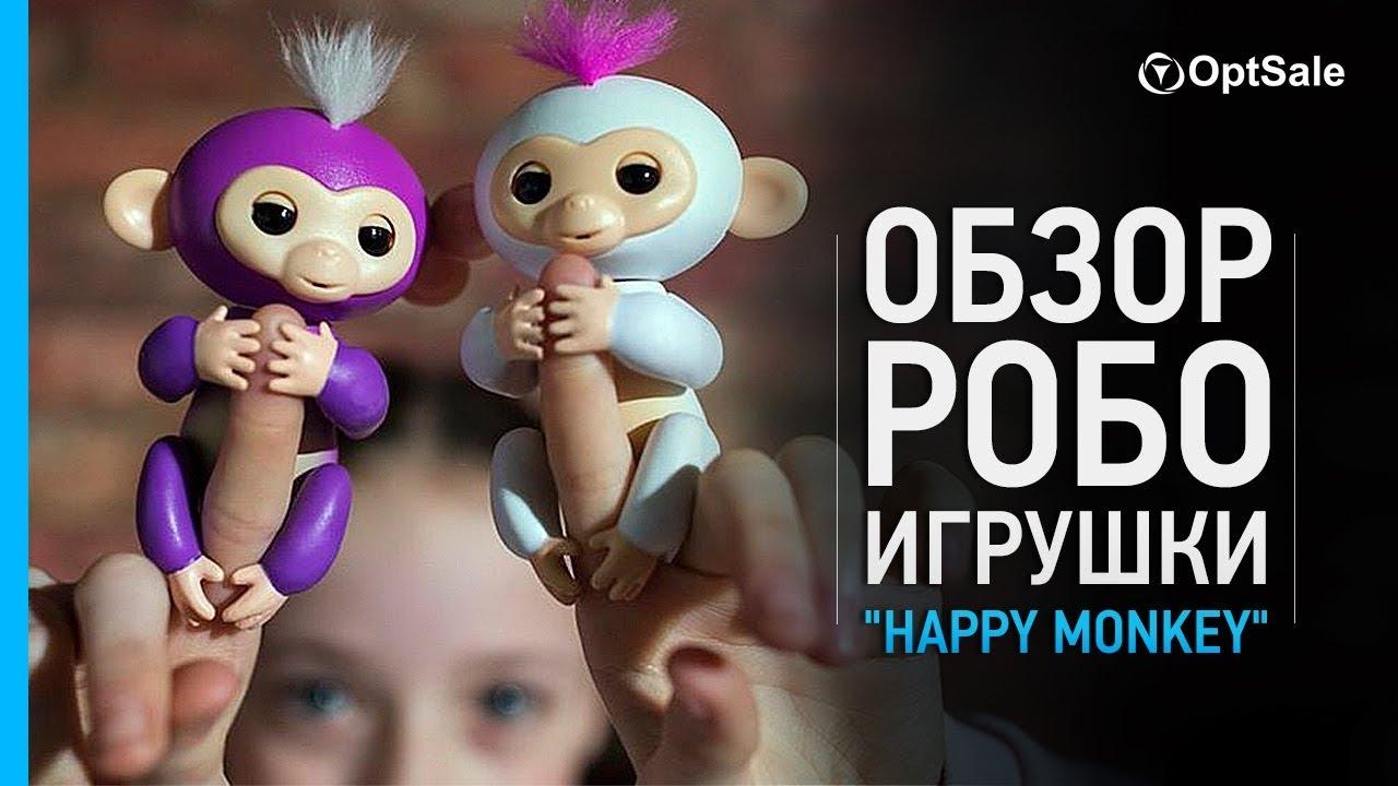"""Обзор робо игрушки """"Happy Monkey"""". Товары из Китая оптом ..."""