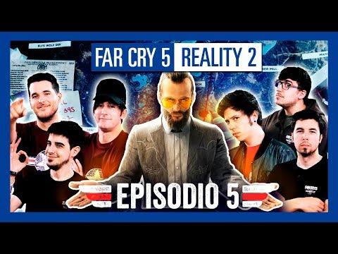 VOLAMOS SIN MOTOR - Far Cry 5 El Reality: EP 5 con RUBIUS, WILLYREX, LUZU, ALEXBY, MANGEL Y PERXITAA