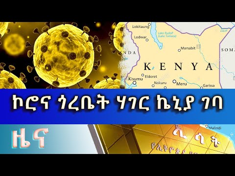Ethiopia – ESAT Amharic Day time News March 13, 2020