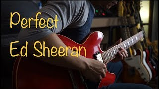 Baixar (Ed Sheeran) Perfect  Vinai T guitar cover