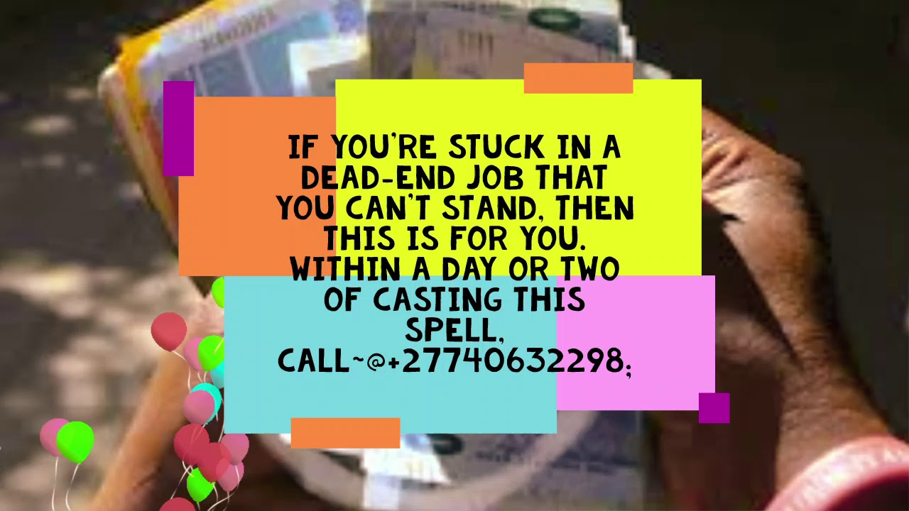 Most Powerful Money Spells 0640379901))))#?? in Mitchell's plain Bellville  Phillipi