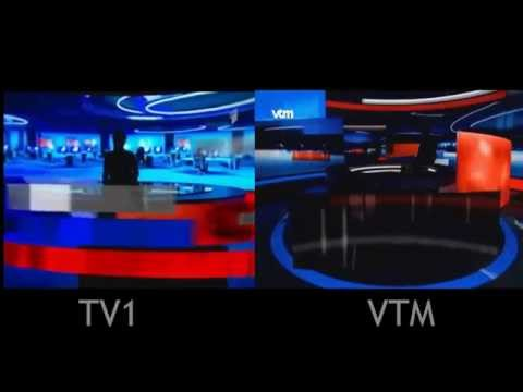 VTM News vs Georgia TV1 / Re-Upload (2013-2015) [HD]