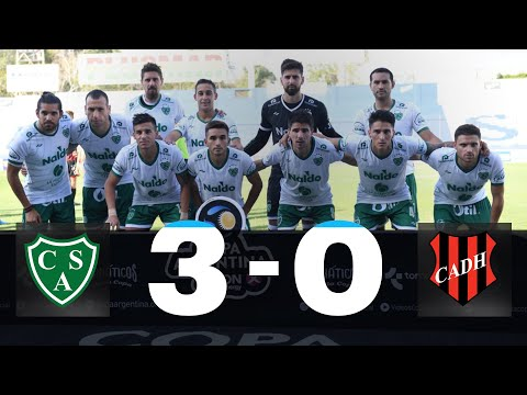 Sarmiento Junin Douglas Haig Goals And Highlights